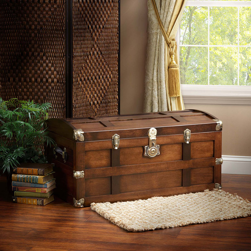 Hardwood Chests