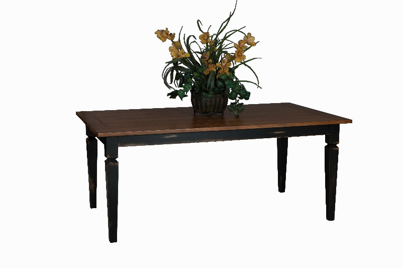 Lexington Amish Dining Table In Lancaster County PA Self Storing Or Extensi