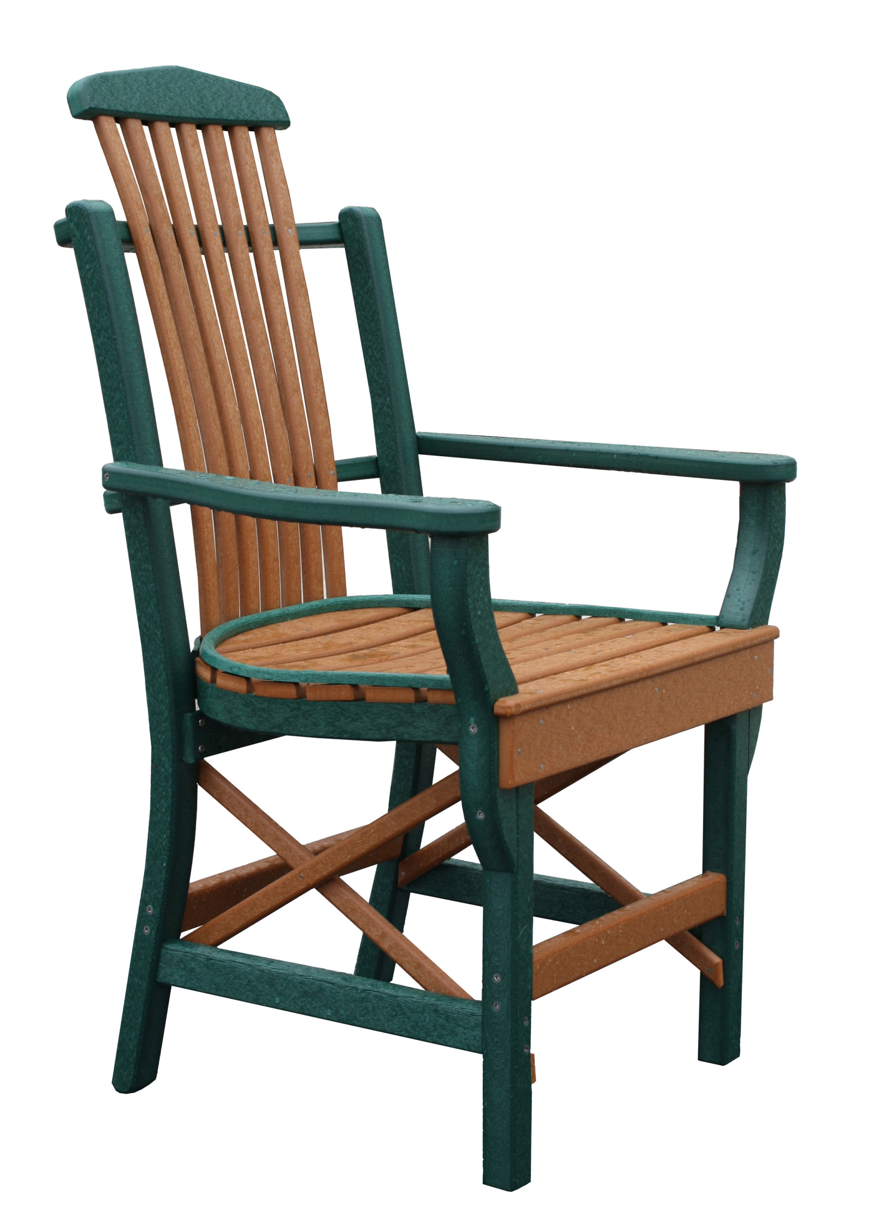 Wooden Patio Chair Amish Made Patio Furniture