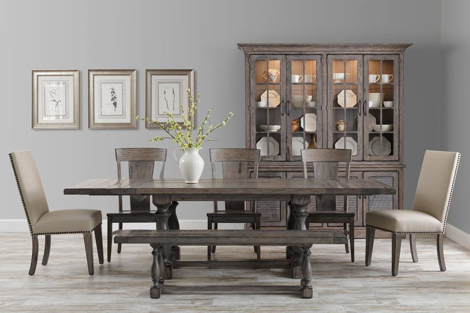Baldwin Amish Dining Table In Lancaster County PA Self