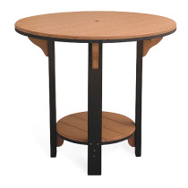 "42"" Amish Pub Table"