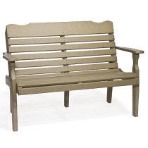 Amish Poly West Chester 4' Bench