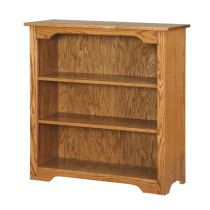 "Amish Eden 36""h Bookcase"
