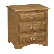 Eden Amish Country 3-Dr. Nightstand