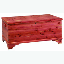 Franklin Large Flattop Chest
