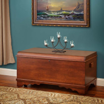 Harmony Large Waterfall Chest - Cherry