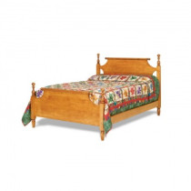 Yorktowne Scroll Bed