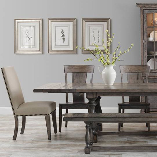 Amish Dining Room Table: Amish Made Dining Room Furniture
