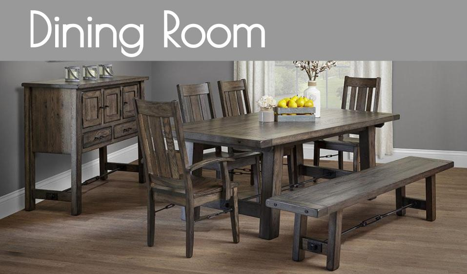 American Craftsman Dining Room Design Ideas