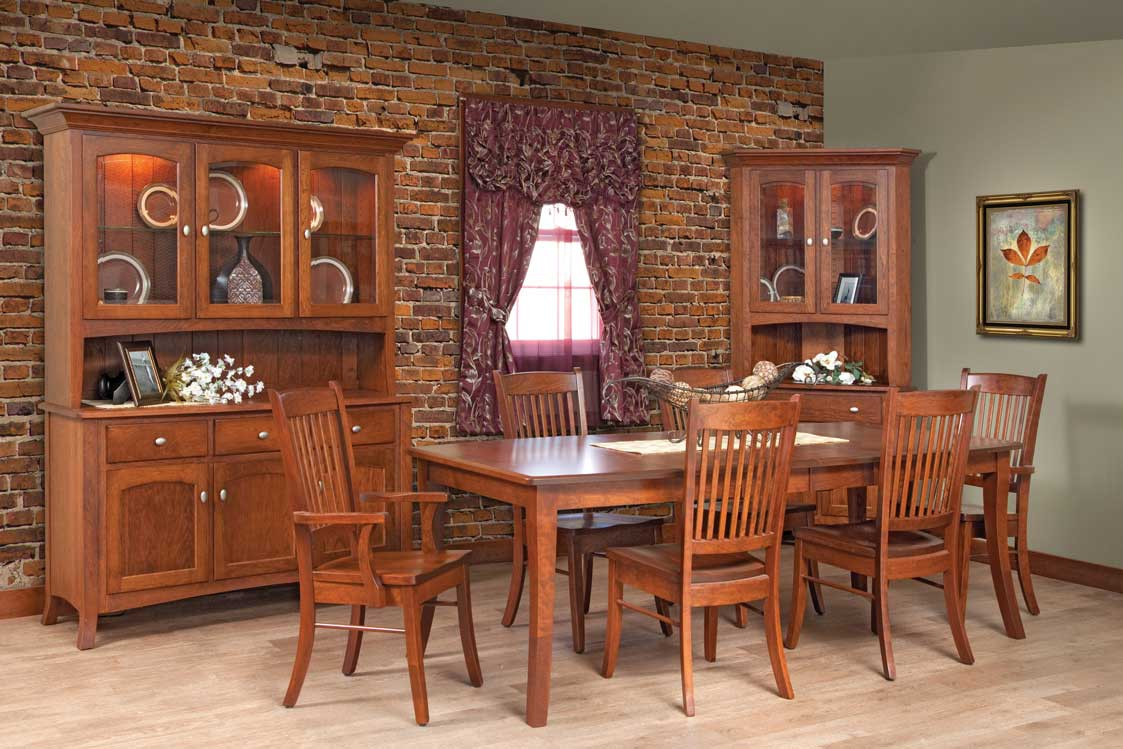 Concord Amish Dining Table In Lancaster County Pa Self
