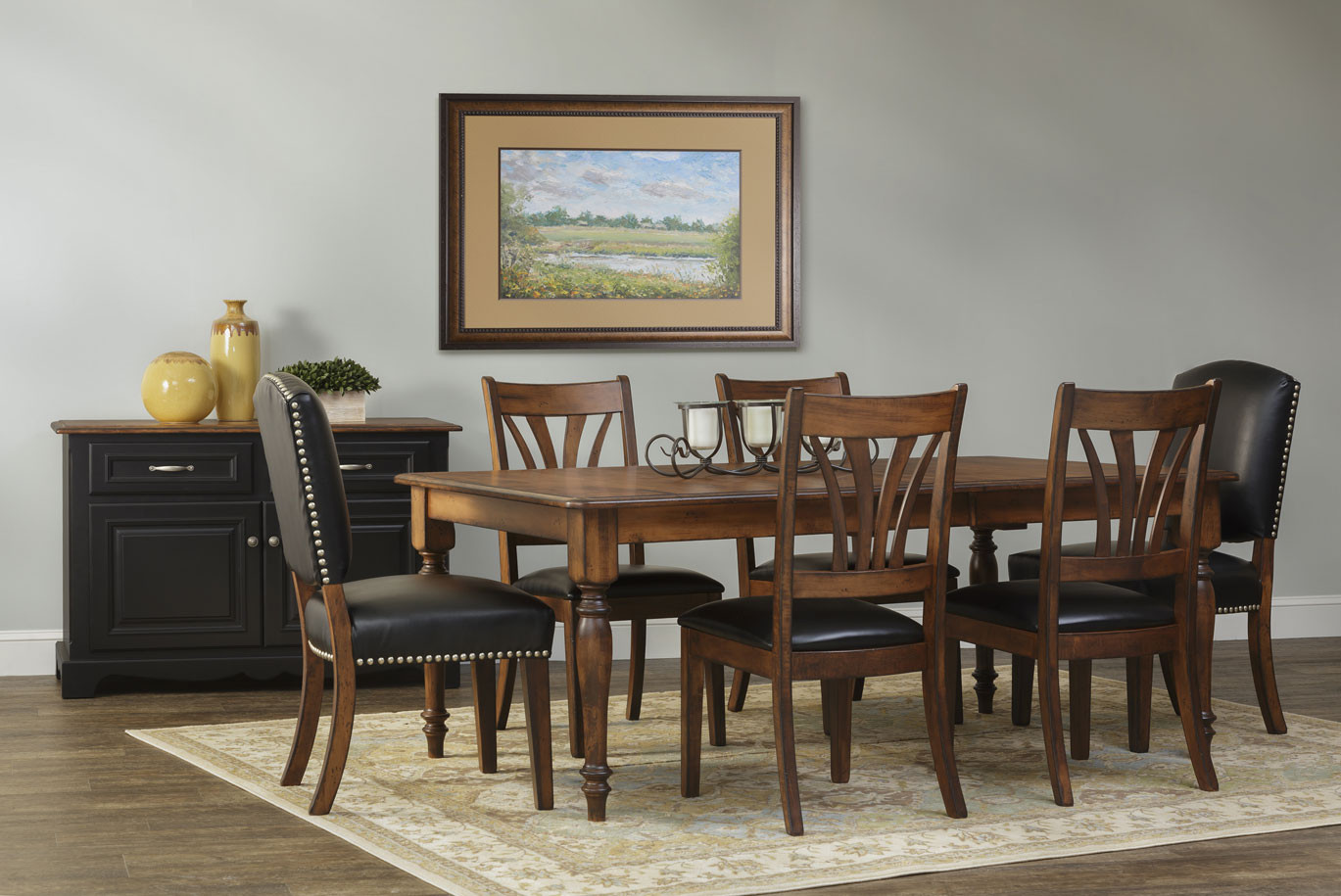 Jasper Amish Dining Table In Lancaster County Pa Self