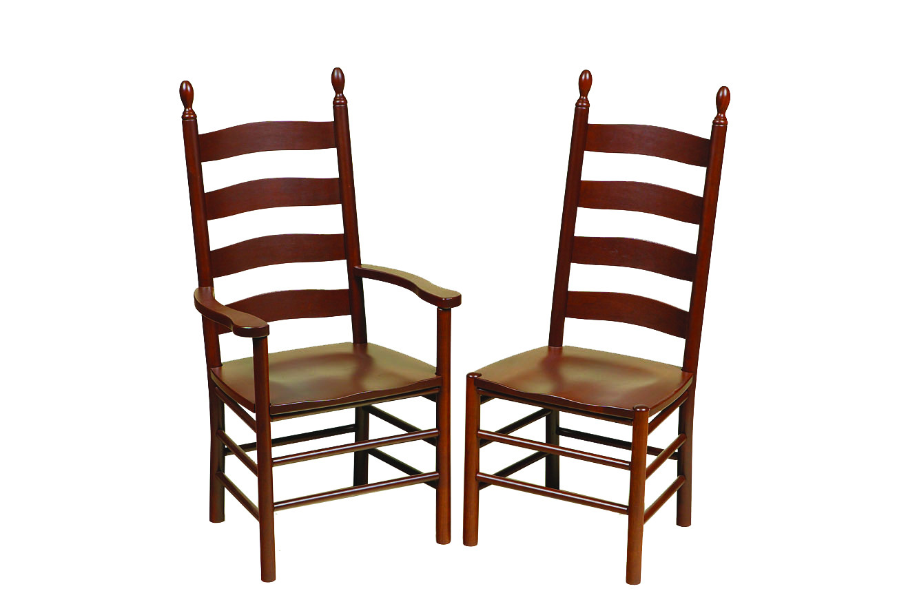 Wondrous Shaker Amish Dining Chair In Lancaster County Pa Download Free Architecture Designs Grimeyleaguecom