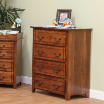 Madison 4-Drawer Chest