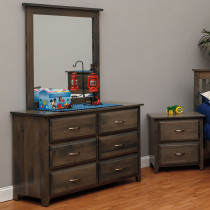 Hartford 6-Drawer Dresser