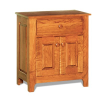 Shaker Windsor Night Table