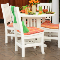 Keystone Poly Dining Chair