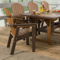 Amish Poly Great Bay Chair