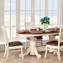 Nantucket Double Pedestal Table
