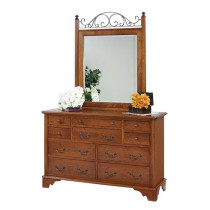 Cambridge Iron Double Dresser
