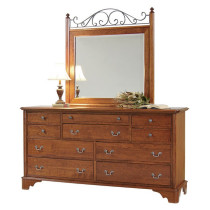 Cambridge Iron Triple Dresser