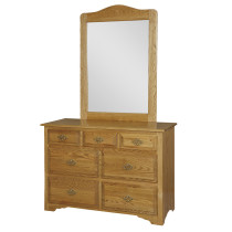 "Eden Amish Country 48"" Dresser"