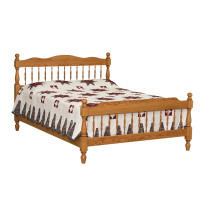 Eden Amish Spindle Bed