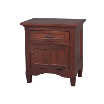 Lexington 1 Drawer Nightstand