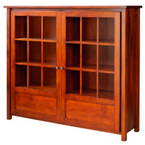 Shelton Large Bookcase