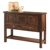 Ancient Mission Sideboard
