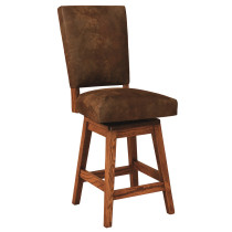 Warner Swivel Bar Stool
