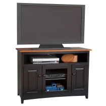 "46"" x 32"" TV Stand Entertainment w/6"" opening"