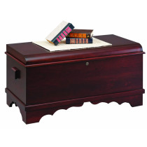 Harmony Small Waterfall Chest - Cherry