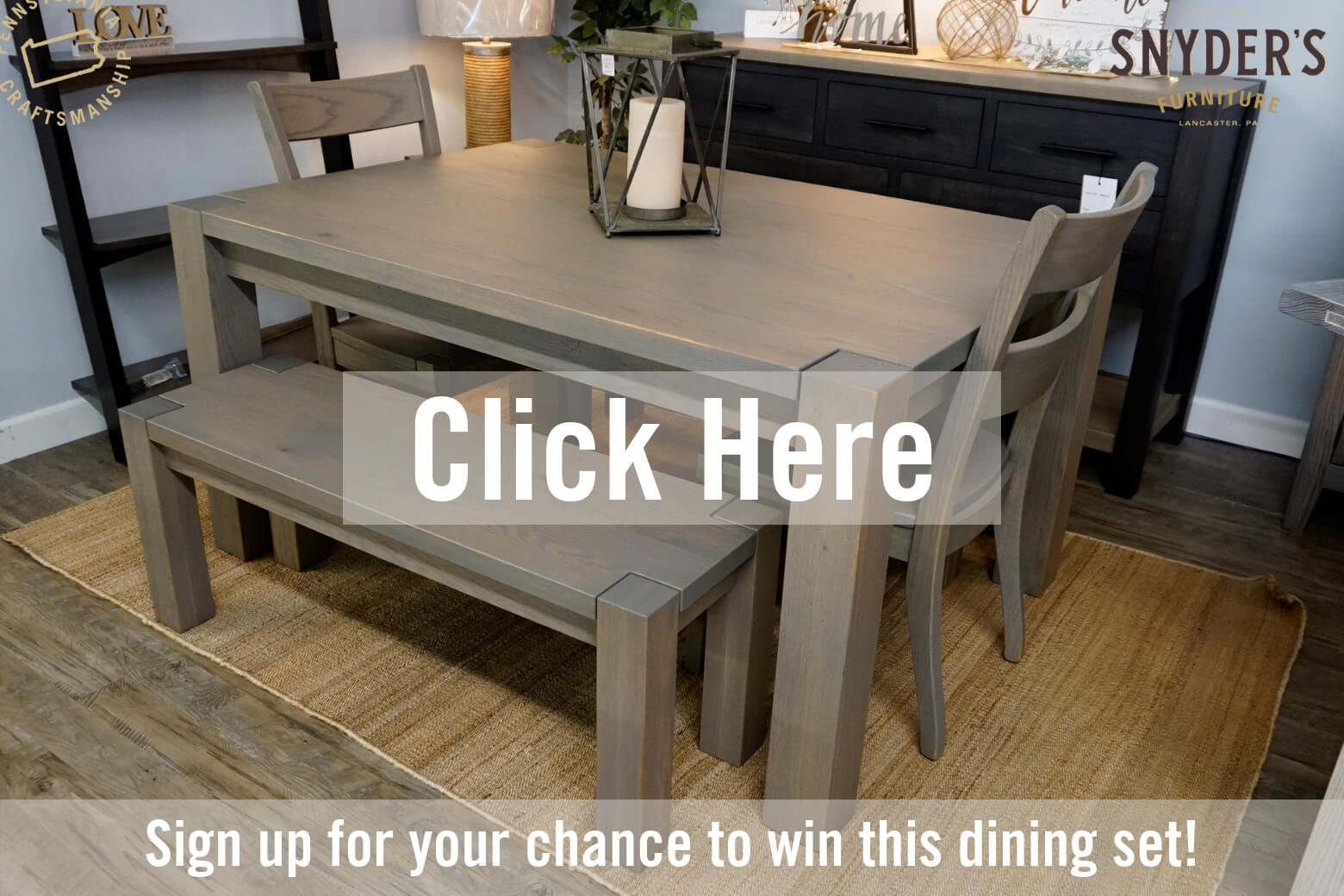 Amish Ouray Table